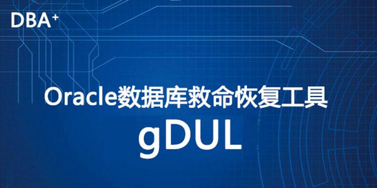Oracle数据库救命恢复工具:gDUL丨DBAplus社群免费工具3