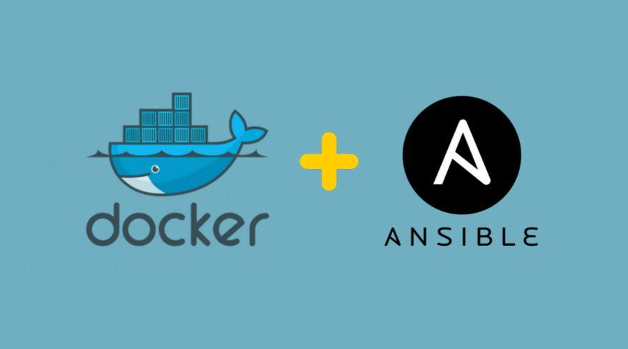 利用Docker/Ansible实现轻量集群服务部署(附视频演示)